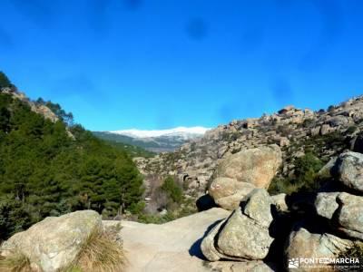 La Camorza-La Pedriza; ruta la pedriza senderismo segovia la pedrosa senderismo singles